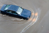 Salvage Title: Flood Damage